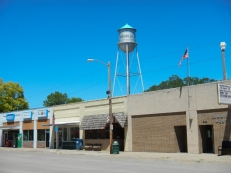 Dowtown Rossville Kansas