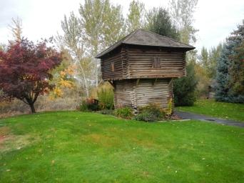 Oregon Trail Park in Echo which commemorates the location where the Oregon Trail crossed the Umatilla River.