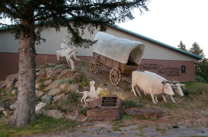 National Oregon /California Trail Center, Montpelier Idaho.